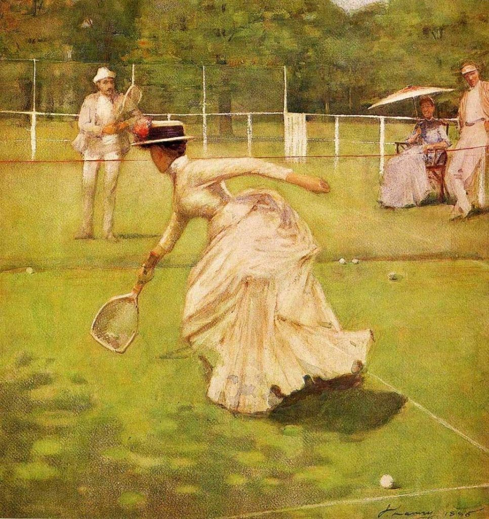 5 Irish artists who will make you feel proud to be Irish include John Lavery