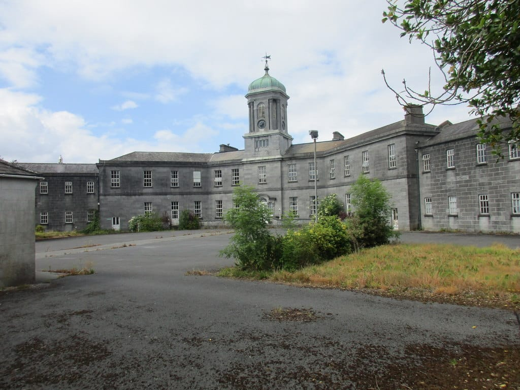 This decaying asylum will spook the bravest of souls
