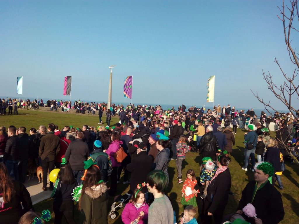 Big crowds have turned up for previous St. Patrick's Day festivals in Bray