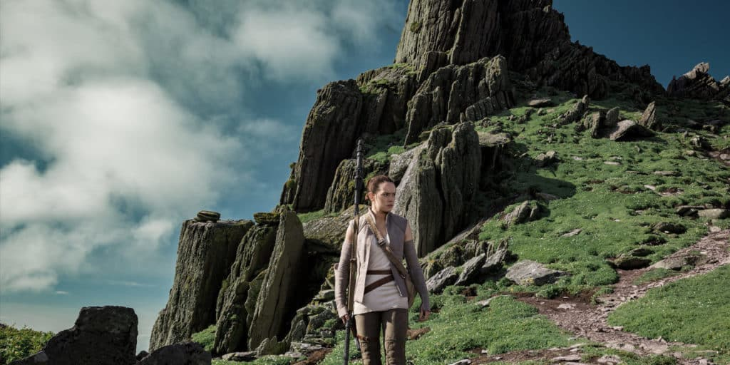 The Skellig Islands were a location of recent Star Wars films.