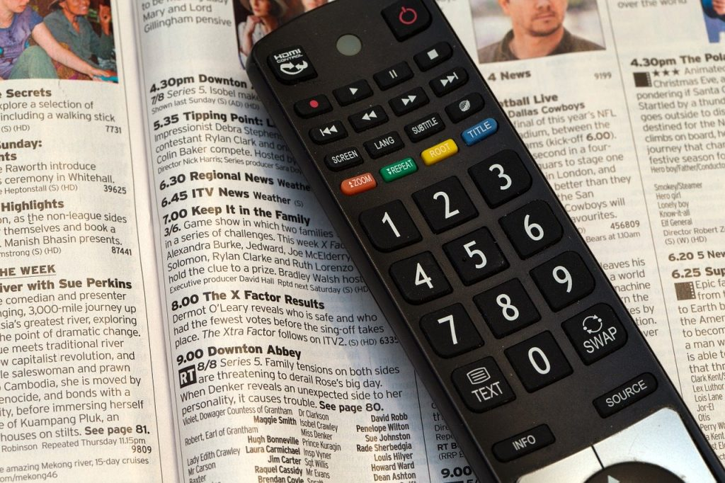 Hogging the TV remote is one of the most infuriating things somebody can do.