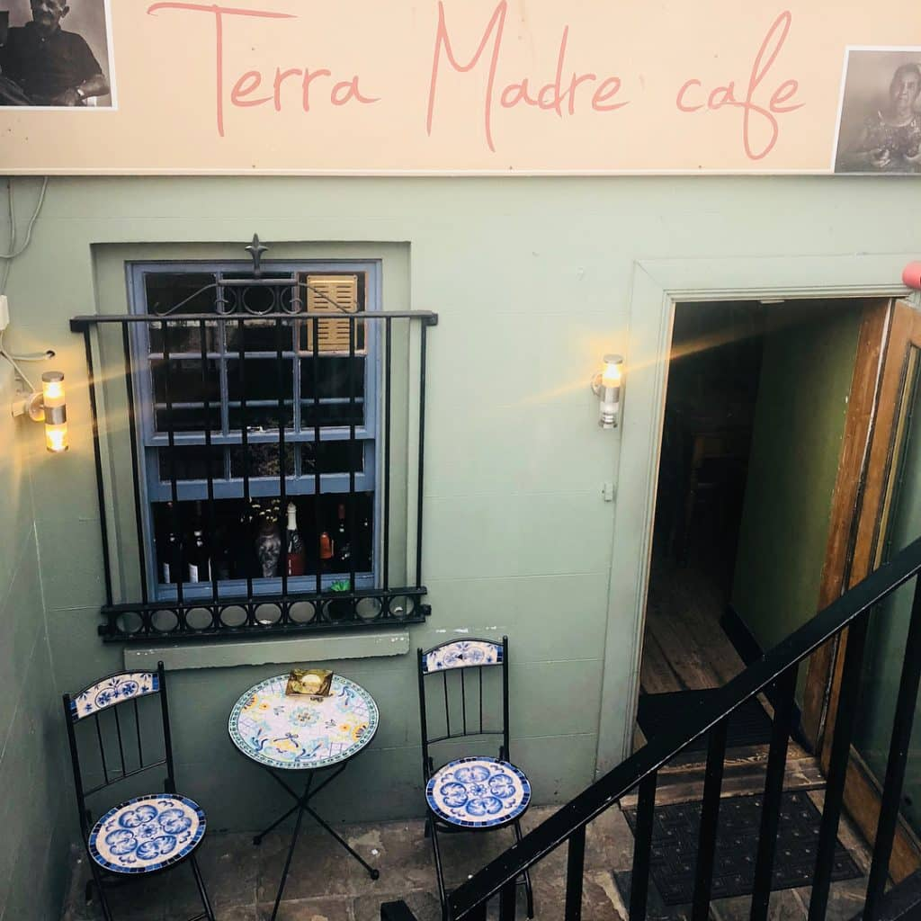 Terra Madre Cafe is a hidden gem in the capital of Ireland