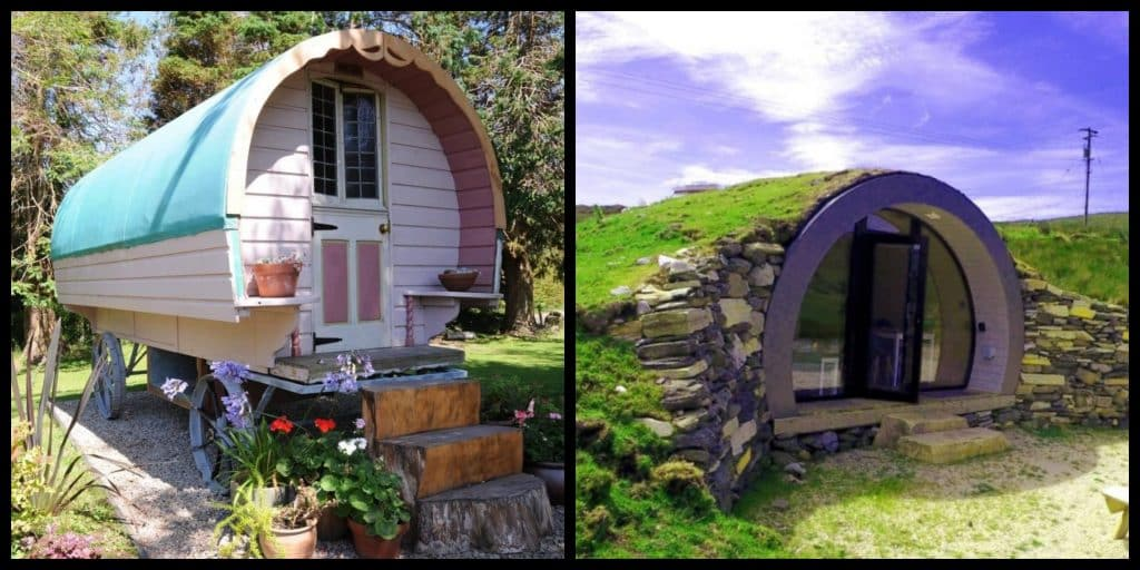 The 5 quirkiest Airbnbs in Ireland you wouldn't believe exist