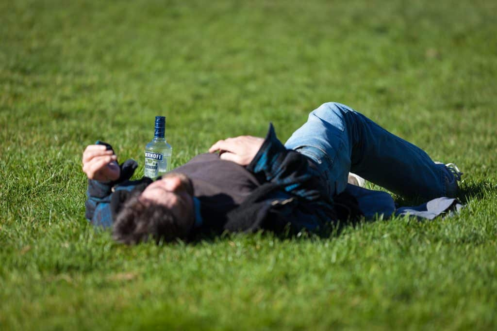 Irish slang words and phrases that describe being drunk include 'hammered'