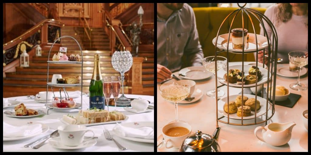 Top 10 places for afternoon tea in Belfast