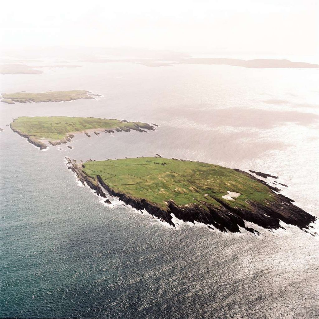 5 amazing islands for sale in Ireland right now include West Calf Island
