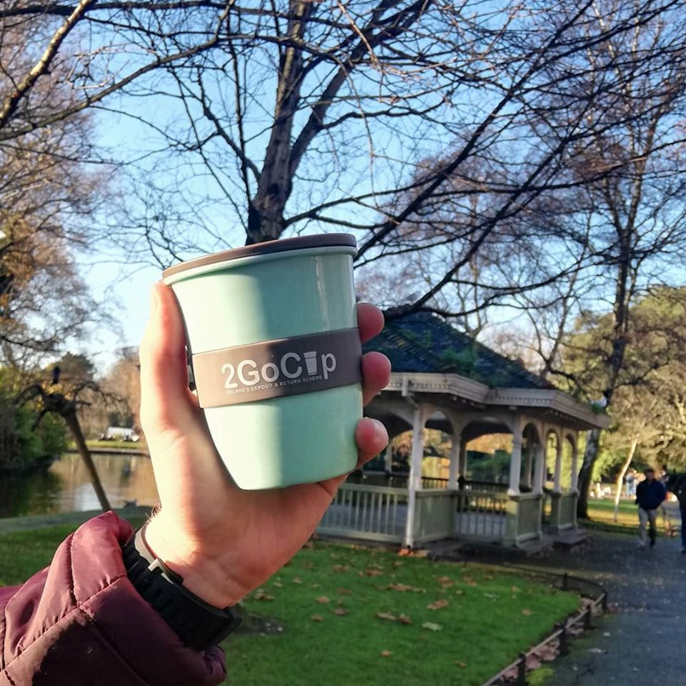 2GoCups are another member of Taste Tramore, attempting to promote eco-focus in restaurants.