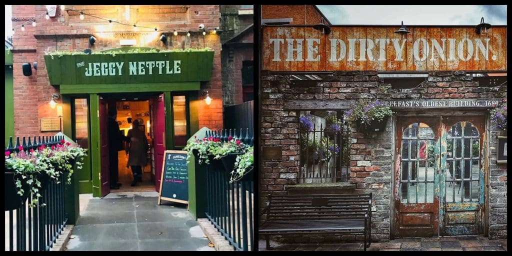 7 Belfast bars and pubs with the quirkiest names