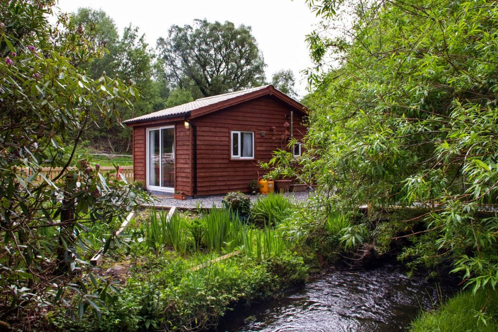 5 romantic Airbnbs in Ireland to stay in this Valentine's Day include this cabin in Mayo