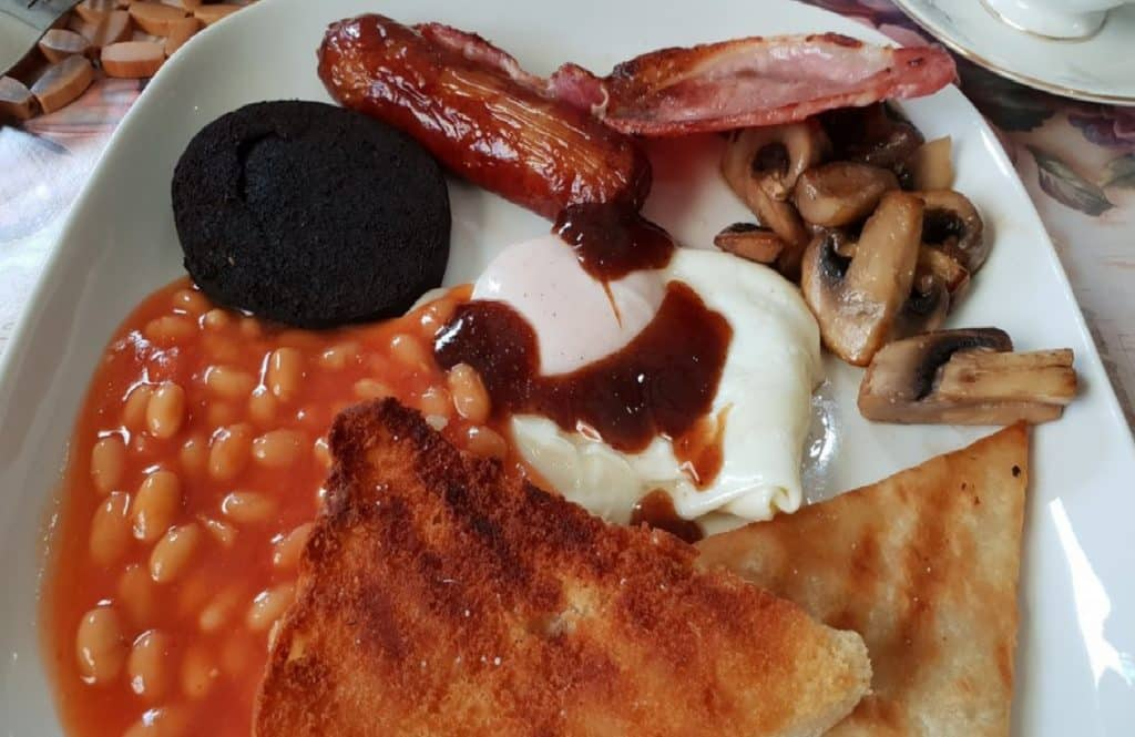 Rated as one of TripAdvisor's favourite, Barnish Cafe is one of the top places to get an Ulster Fry in Ulster.