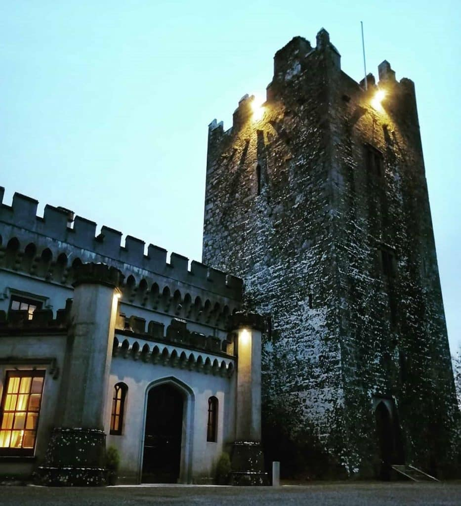 Blackwater Castle in County Cork is a must-see for castles for rent in Ireland