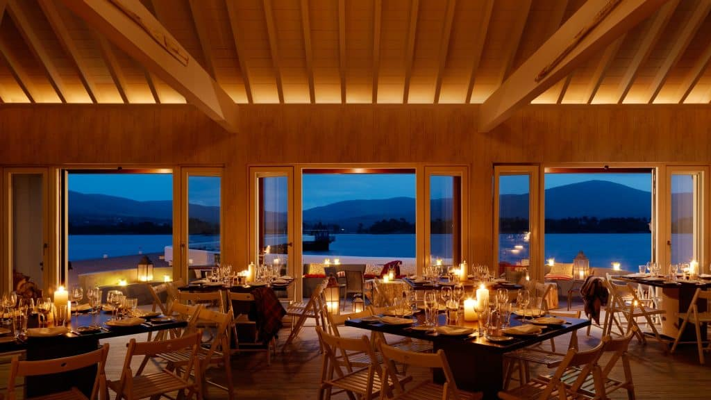 The Boathouse Winebar is a great bar to grab a drink, especially while looking over the water.
