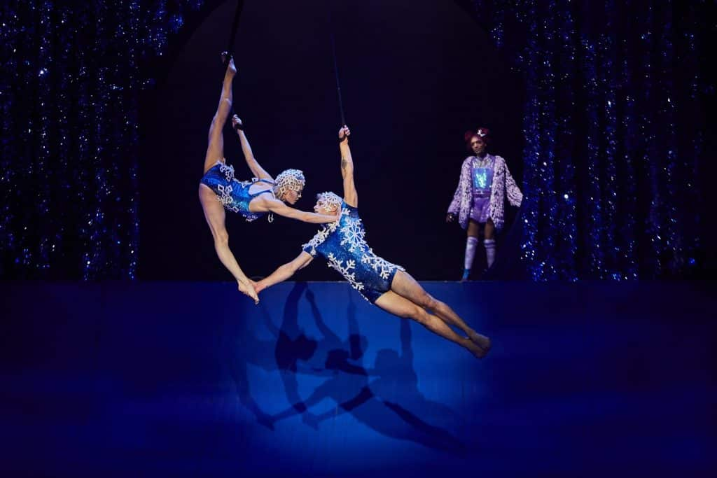 Cirque du Soleil is one of the best events in Ireland this March.