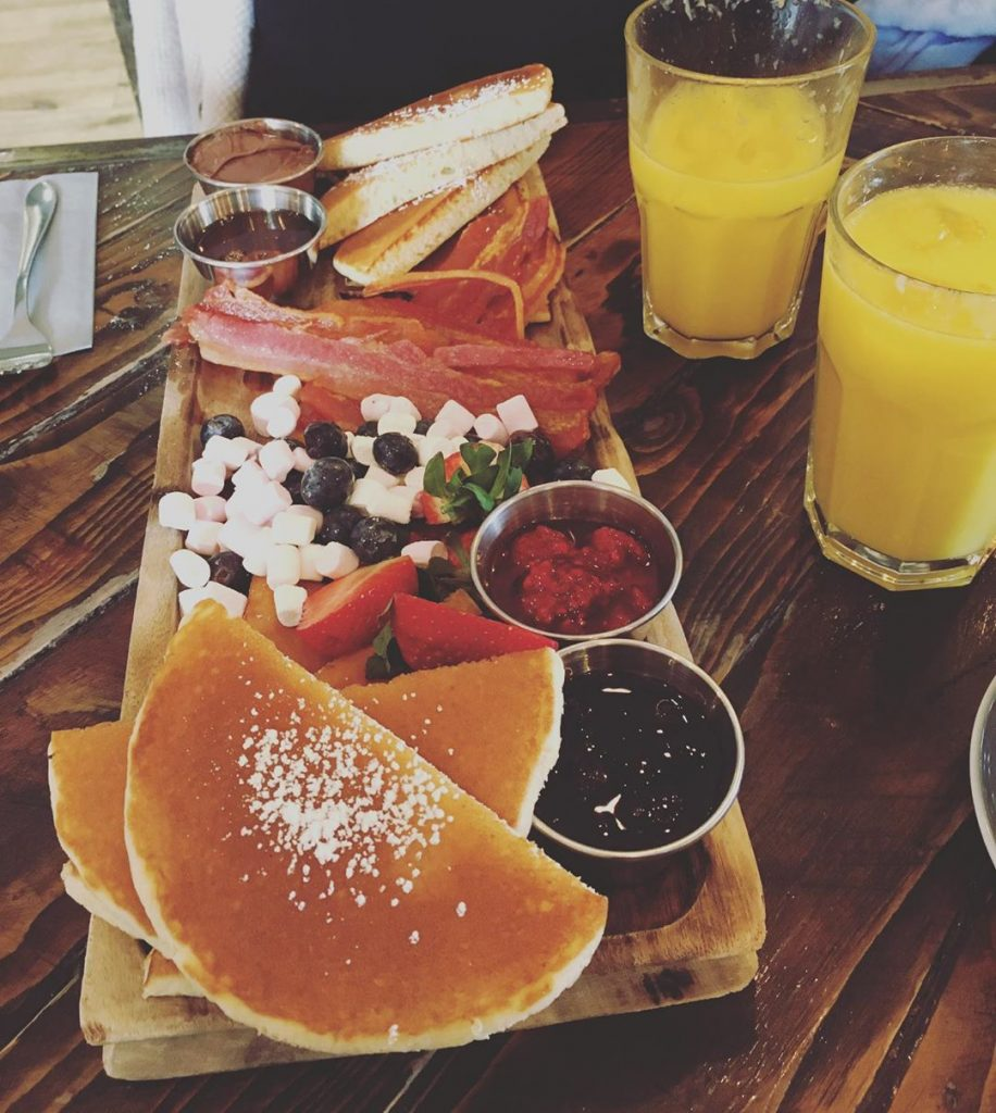 Top 5 places to get pancakes in Belfast on Pancake Day include French Village