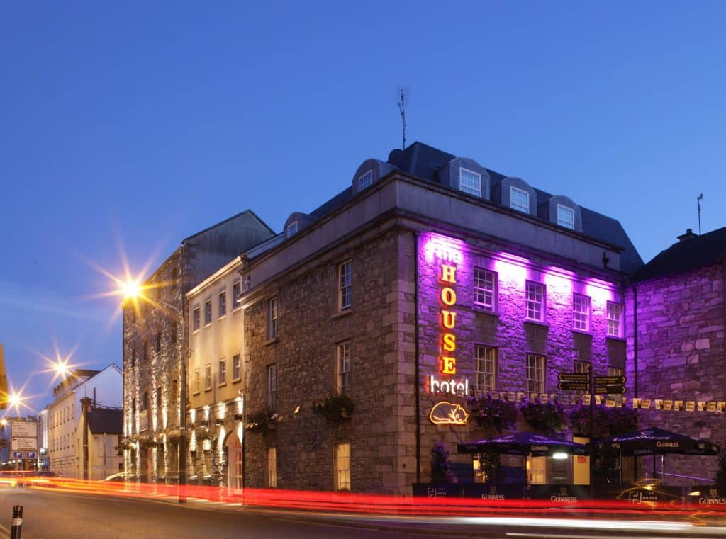 House Hotel is the perfect place for a shopaholic and one of the best hotels in Galway City Centre.