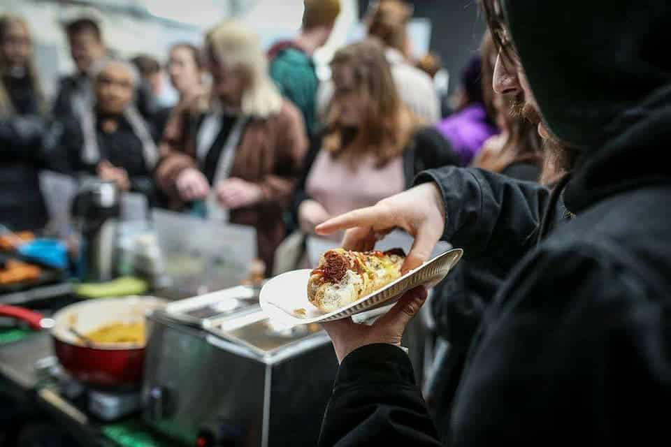 You can find everything from hot-dogs to stews at the Irish Vegan Festival coming to Belfast this April.