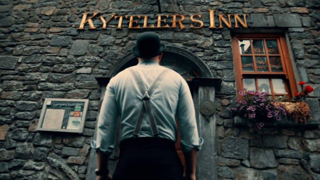 Kytelers Inn was home to a woman accused of witchcraft, another of the top best things to do in Kilkenny.