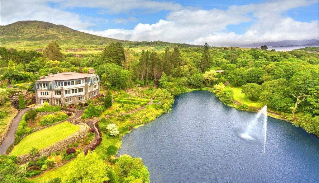 Take a look at Long Lake House, a spectacular holiday home in County Kerry.