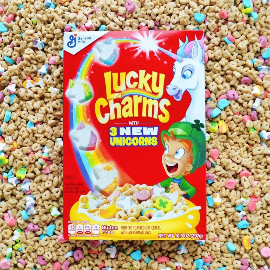 Lucky charms are a leprechaun favourite food, another of the top short Irish jokes for kids.