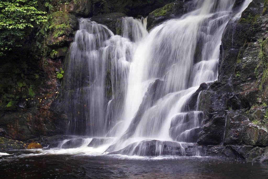 Torc Waterfall is another of the top most beautiful waterfalls in Ireland.