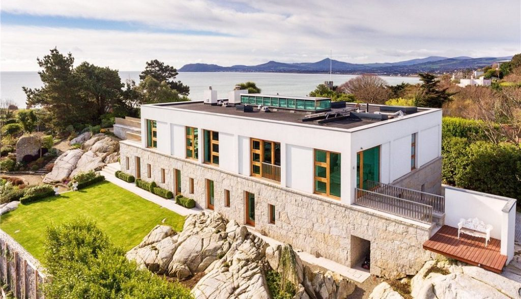 Mount Alverno is one of the top holiday homes for sale in Ireland that you can buy right now, it's truly remarkable.