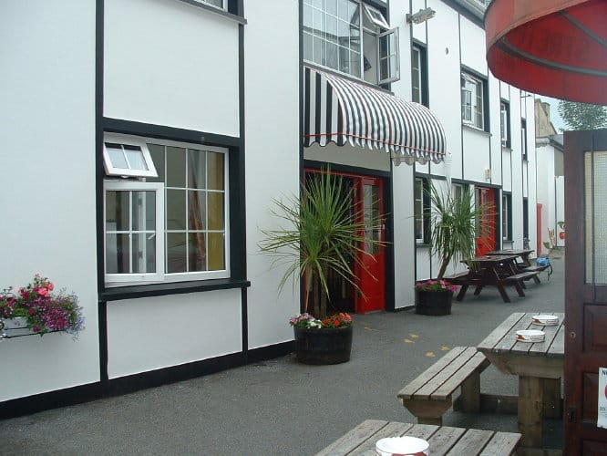 If you're looking somewhere on a budget to stay then try Neptune's Hostel.