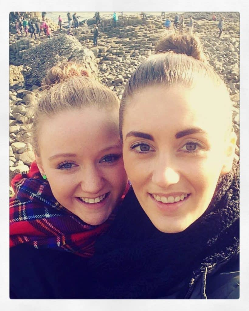 Robyn Peoples and Sharni Edwards are set to marry in Northern Ireland