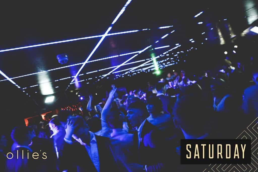 Looking a classier night in one of the best Belfast clubs, try Ollie's, a snazzy nightclub that comes alive on Saturdays.