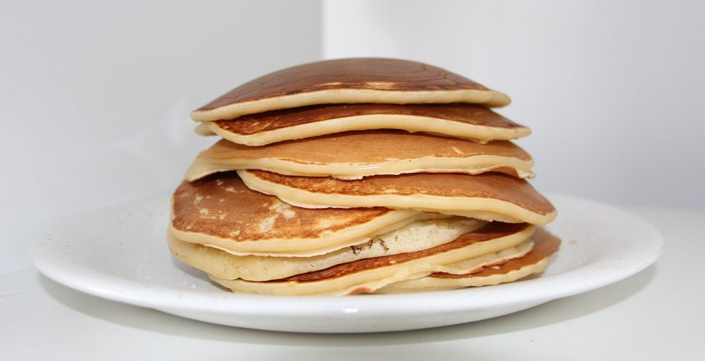 Pancake Day is February 25th