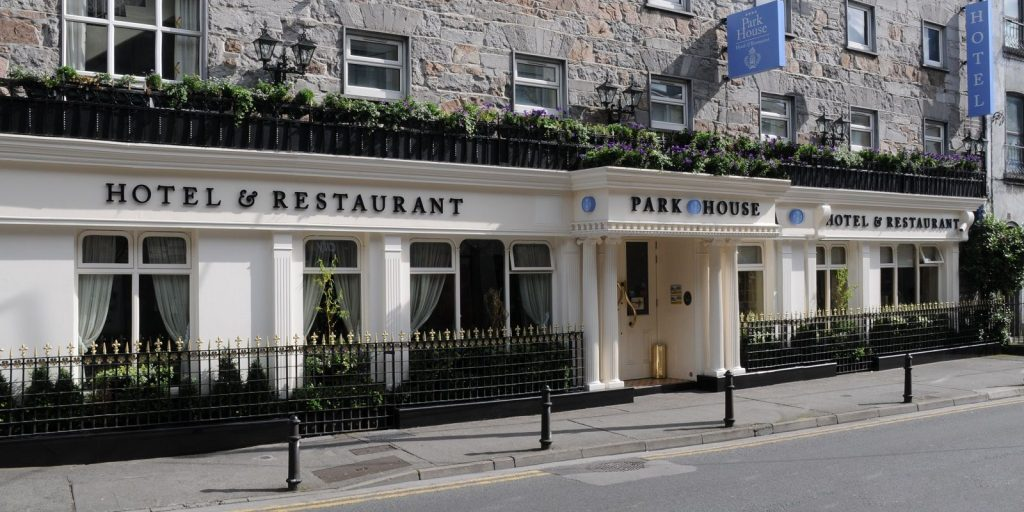 The Park House Hotel is a classic, traditional hotel that can be found in Galway City.