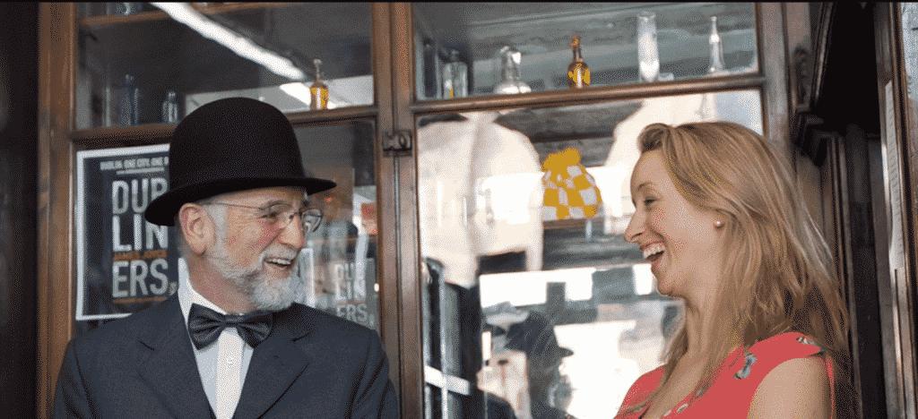 Pat Liddy's James Joyce Walking Tour is a literary tour by a Dublin historian