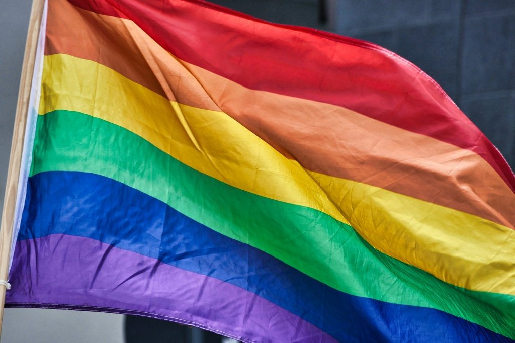 Gay marriage only became legal in Northern Ireland this year