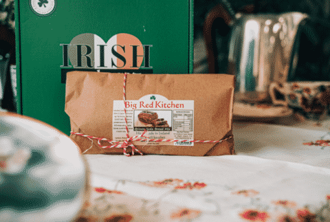Give someone a taste of Ireland with this soda bread mix
