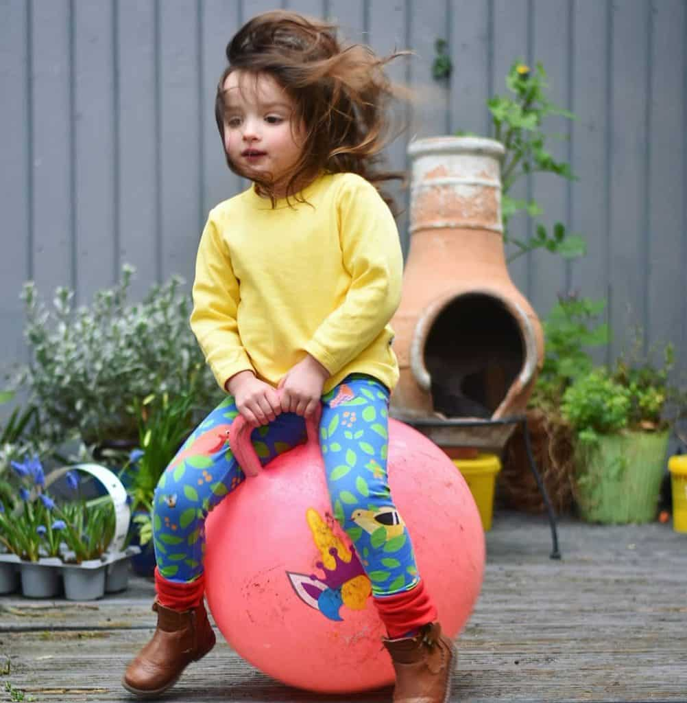 Another of the top outdoor toys '90s kids will remember is the Space Hopper, we all seemed to have one.