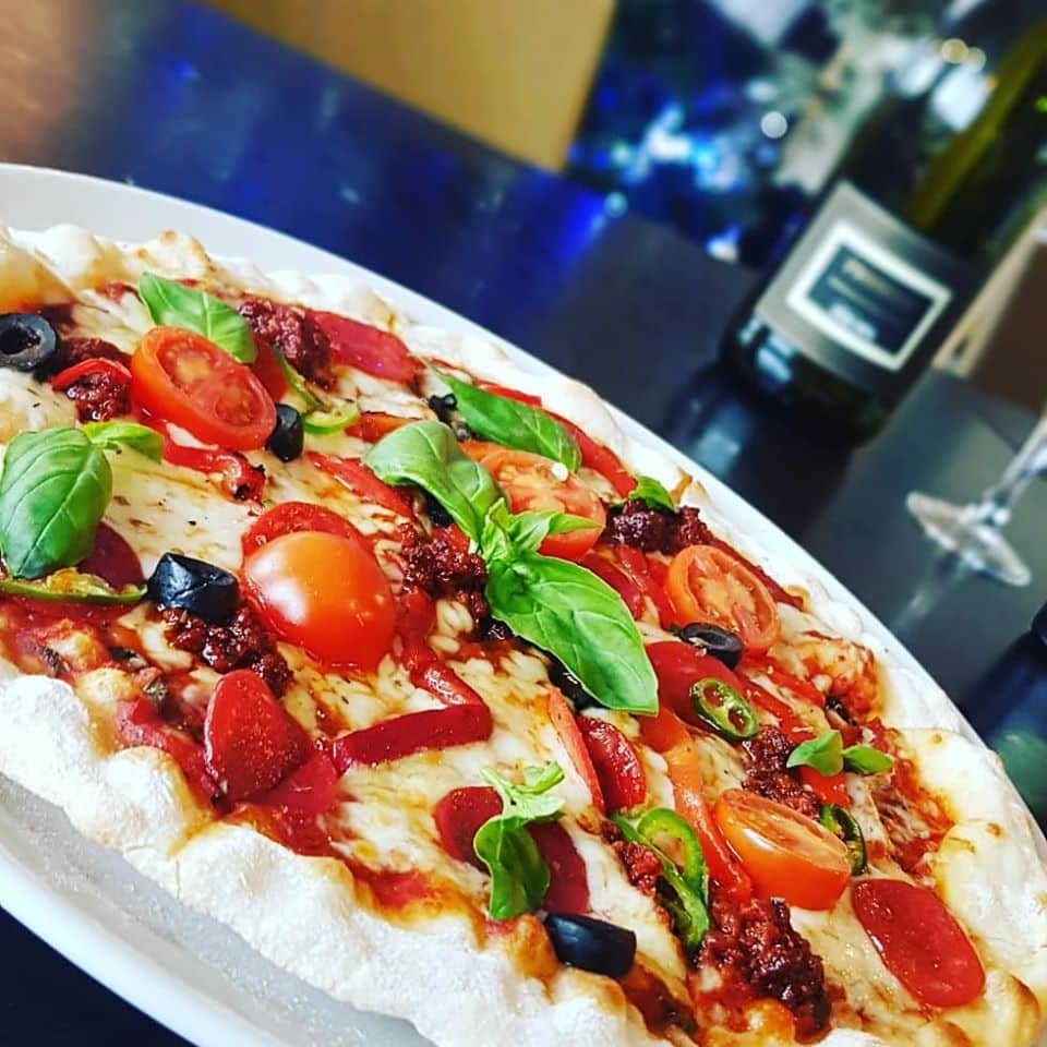 The Ranch pizza is another great foodie destination Taste Tramore is promoting with their collective.