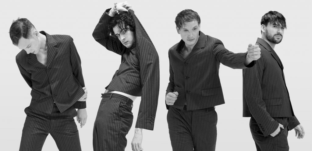 The 1975 is one of the hottest bands in the world today so be sure to catch them in Dublin this March.