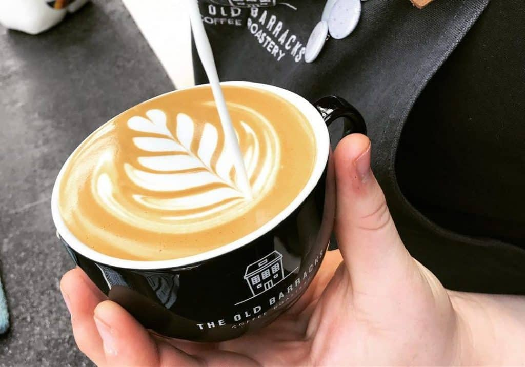 Ireland's only adults-only café has the perfect cup of coffee for everybody.