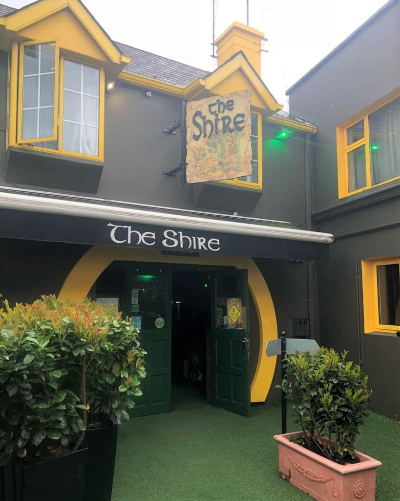 5 places in Ireland that Lord of the Rings fans will love include the Shire bar in Killarney