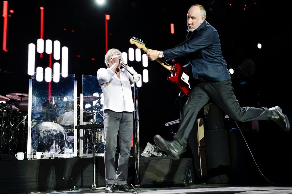 The Who is a great band and their performance in Dublin will be one of the best events in Ireland this March.
