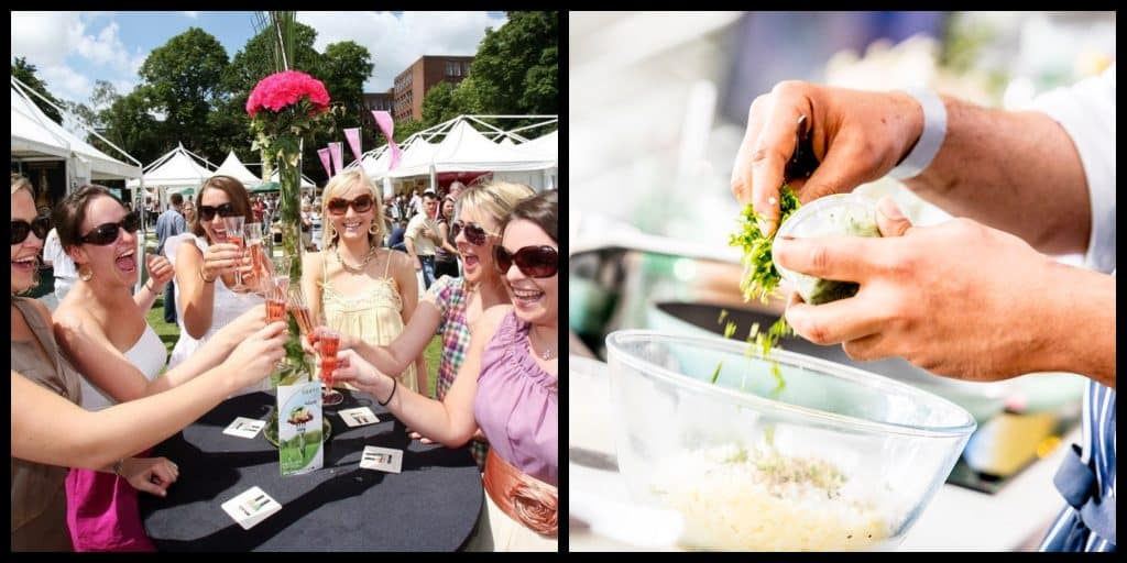 Tickets are on sale for A Taste of Dublin, a foodie's paradise