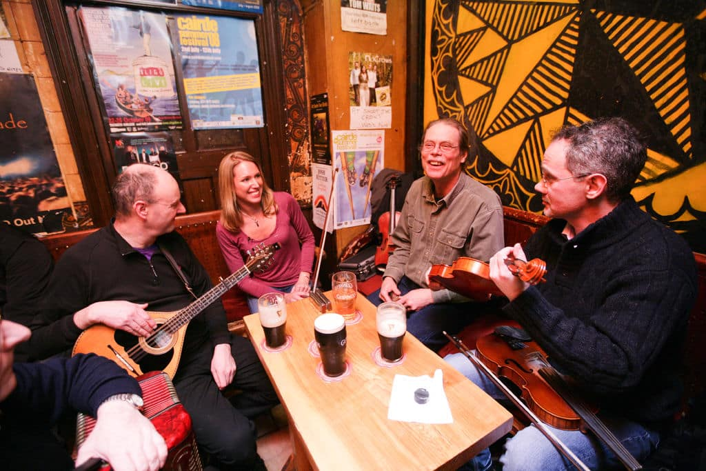 Sligo is known as the Vegas of the west and is home to some of the best nightlife in Ireland.