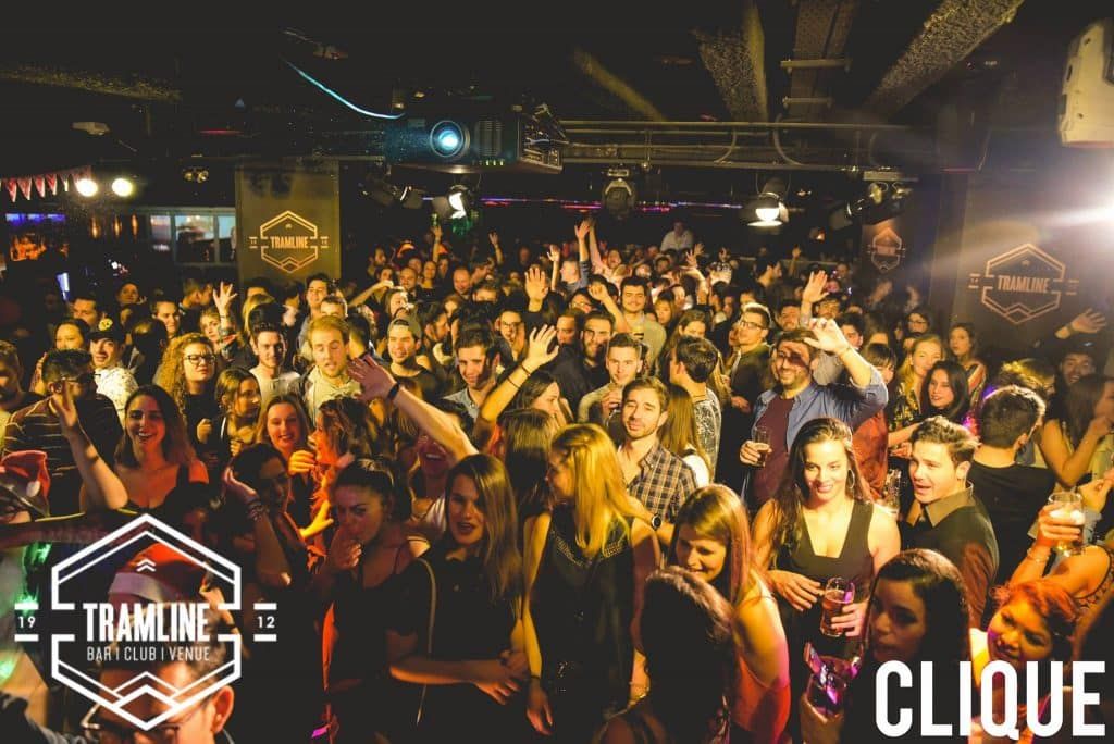 Looking to get the shift in Dublin then check out Tramline, it's open late and always pumping.
