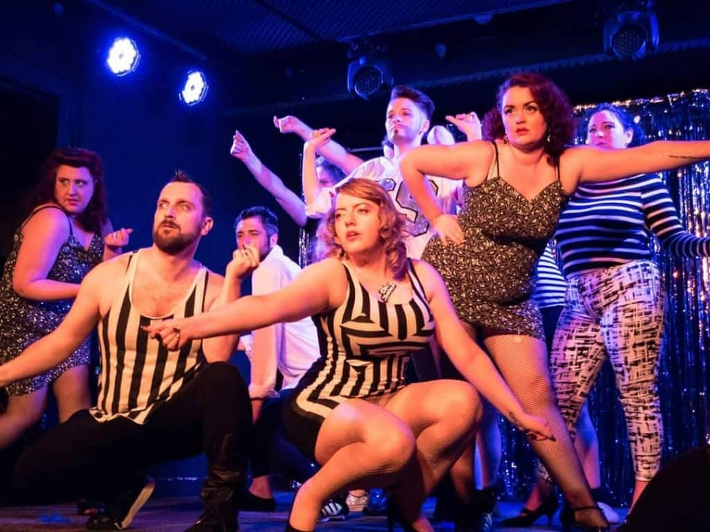 UnderCURRENT is one of the best drag shows in Dublin, just another one to give a go.