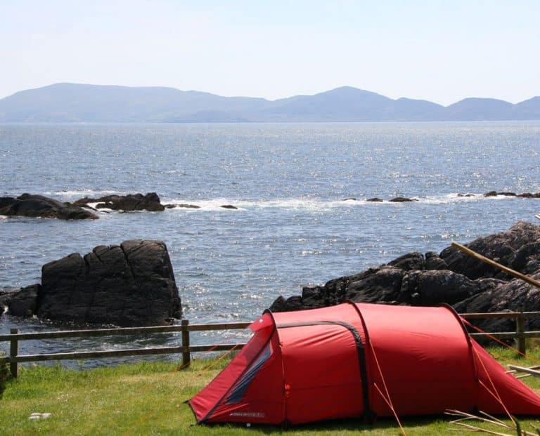 The 5 MOST BEAUTIFUL and scenic CAMPING sites in Ireland ...