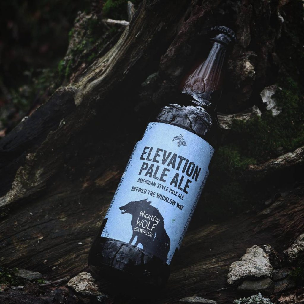 Wicklow Wolf Elevation Pale Ale is another of the best Irish beer brands you can try.