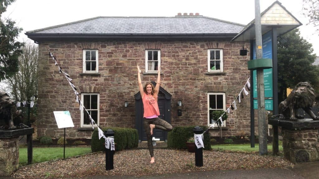 Looking for some morning yoga, check out Ireland's only adults-only café for some unique activities.