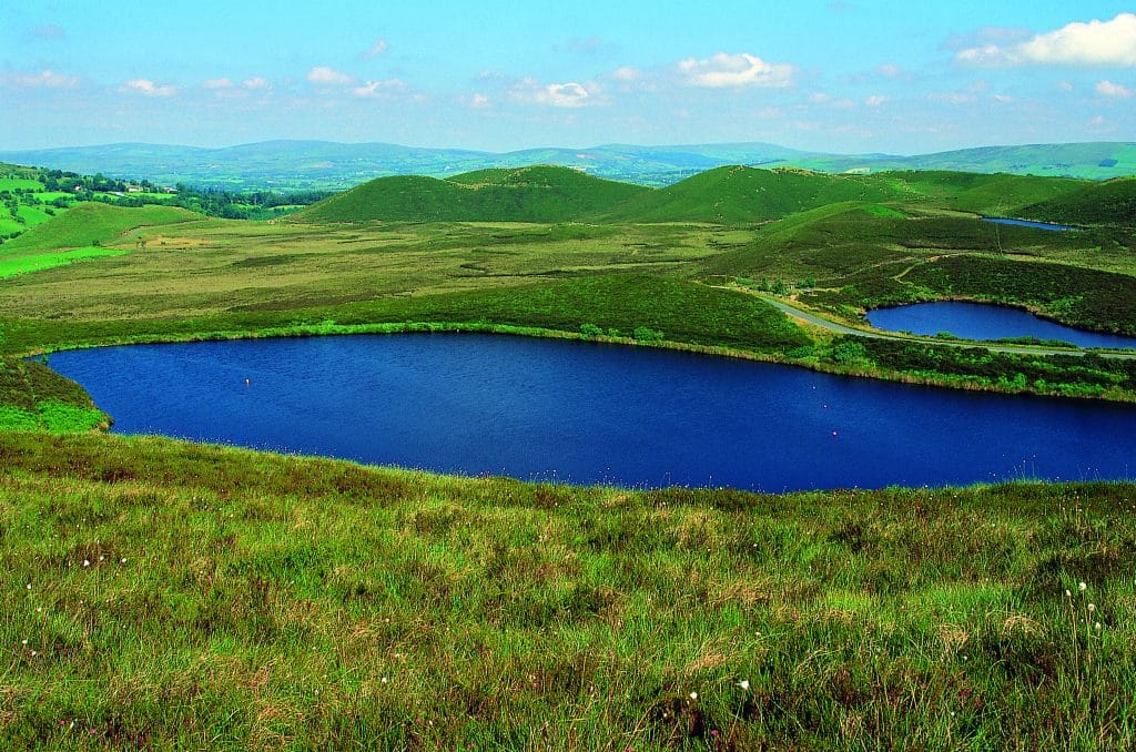 Boorin Nature Reserve in County Tyrone is another of our favorite hikes and walks in Northern Ireland.