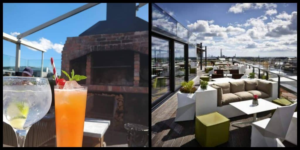 4 Rooftop Bars in Dublin You MUST Visit Before You Die