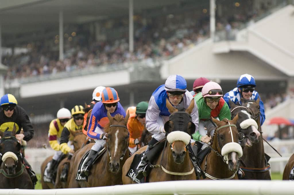 Ballybrit Racecourse is the racecourse that hosts the world-renowned Galway Races.