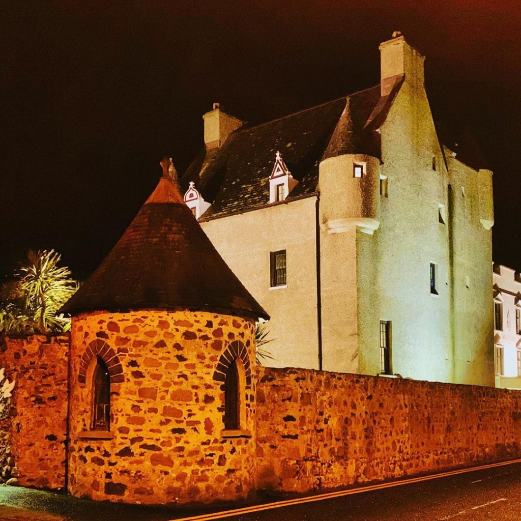 Lady Isabella is the ghost that haunts Ballygally Castle in Antrim.